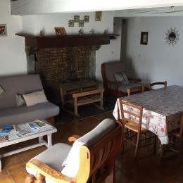salon/salle à manger - Location de vacances - Sainte Marie De Campan