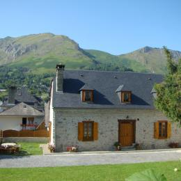 Chez Larrang gîte Le Gabizos - Location de vacances - Bun