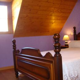 Le Gabizos chambre 2 lits 90 cm - Location de vacances - Bun