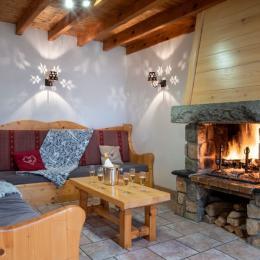 Large salon confortable - Location de vacances - Cauterets