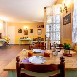 Espace petit dej - Chambre d'hôtes - Lourdes