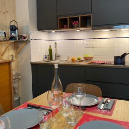 Espace cuisine - Location de vacances - Cauterets