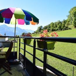 la terrasse  - Location de vacances - Gez Argeles