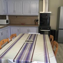 La cuisine - Location de vacances - Sireix