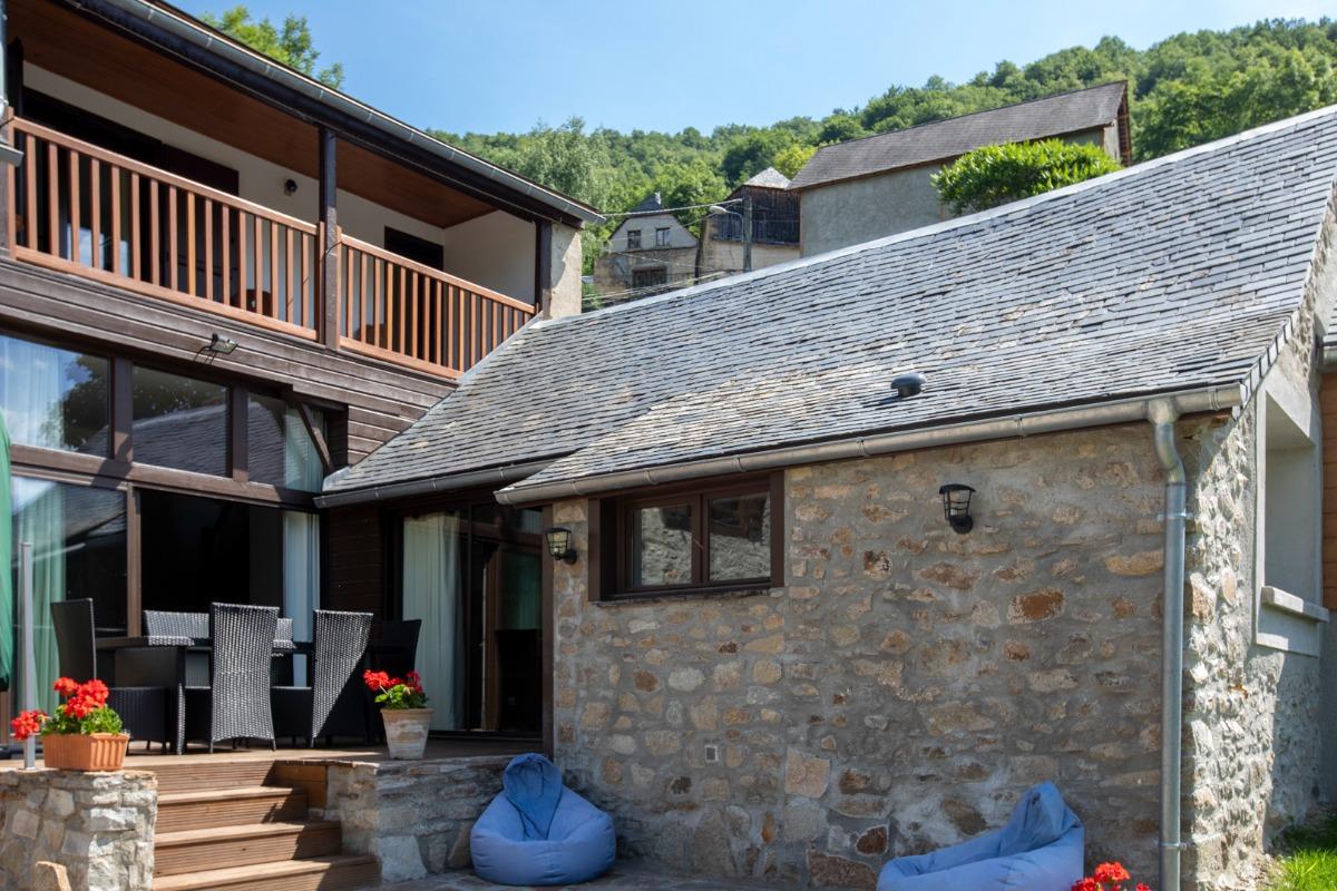 Gîtes d'aire et du Louron - Location de vacances - Cazaux-Debat