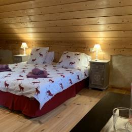 Chambre Hautacam dans une ambiance chalet de montagne - Chambre d'hôtes - Arcizans-Avant