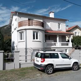 Situé au 1er étage de la maison avec balcon terrasse - Location de vacances - Argelès-Gazost