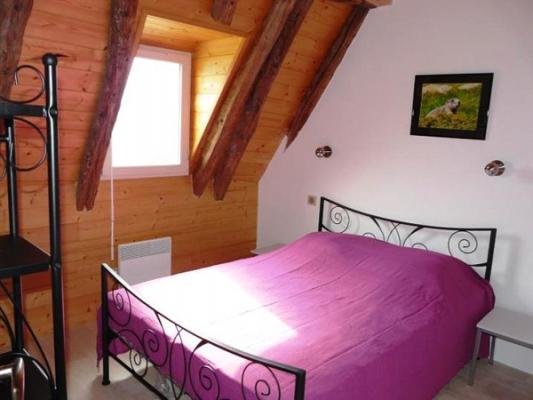 Chambre - Location de vacances - Artalens-Souin