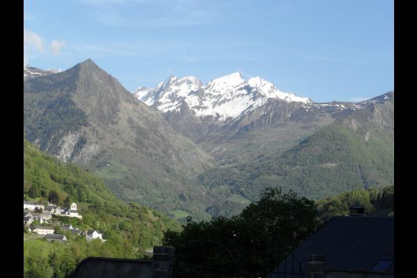 Vue de la maison - Location de vacances - Saligos
