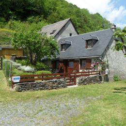 Maison sous la neige - Location de vacances - Saligos