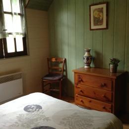 chambre 2 - Location de vacances - Betpouey