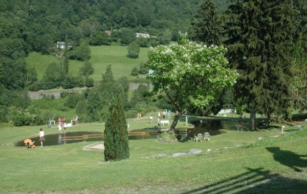Studio chambre - Location de vacances - Luz-Saint-Sauveur