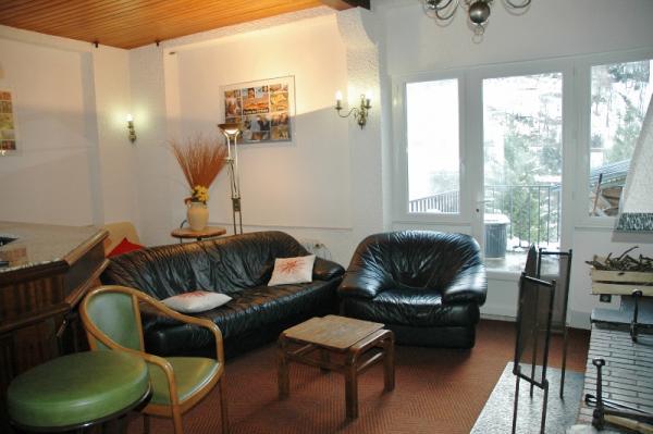 Le Parc, l'été - Location de vacances - Luz-Saint-Sauveur