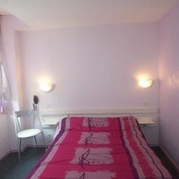 Studio 121, chambre - Location de vacances - Luz-Saint-Sauveur