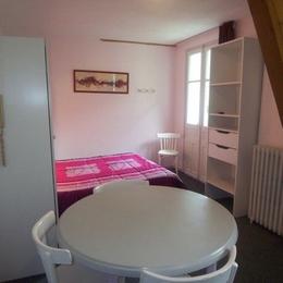 Studio 134 avec balcon - Location de vacances - Luz-Saint-Sauveur