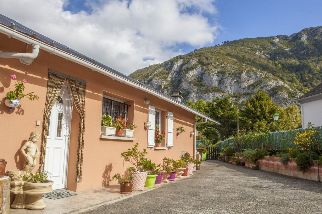 Maison avec cour - Location de vacances - Aspin-en-Lavedan