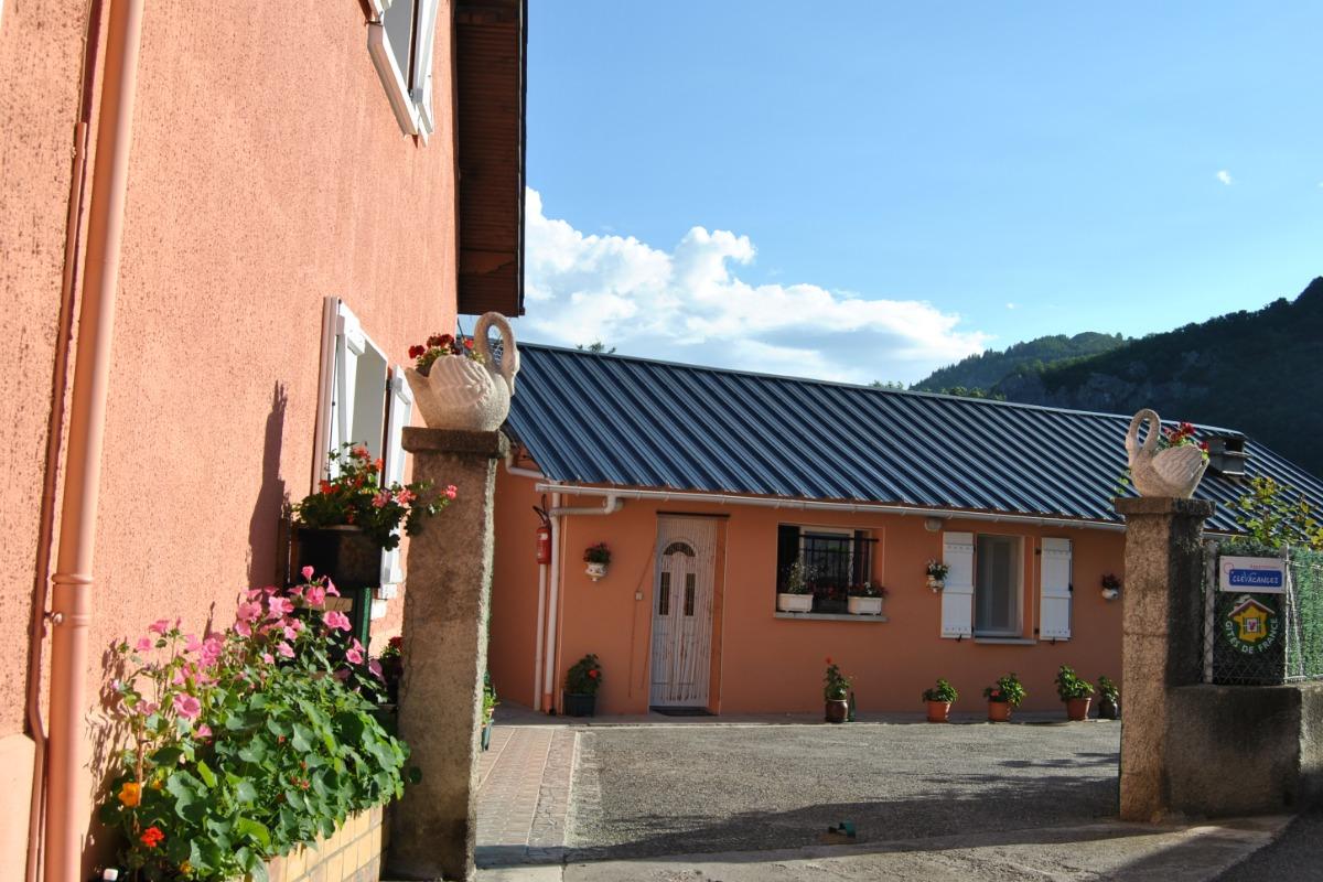 Chambre  - Location de vacances - Aspin-en-Lavedan