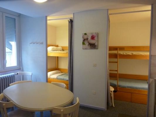 Espace commun de l'appartement - Location de vacances - Luz-Saint-Sauveur