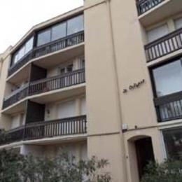 Le Calypso immeuble de 3 étages, T2 au 2e étage - Location de vacances - Argelès-sur-Mer