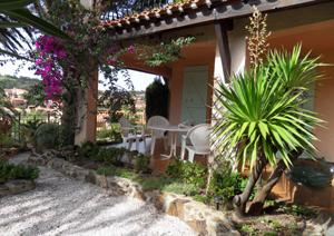 Terrasse sur jardin - Location de vacances - Collioure