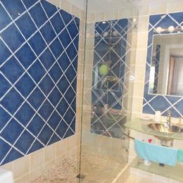 Salle de bain - Location de vacances - Collioure