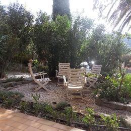 Coin jardin - Location de vacances - Collioure