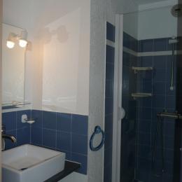 salle d'eau - Location de vacances - Collioure