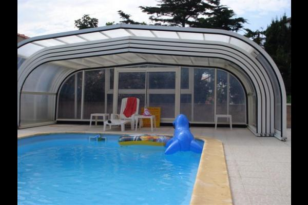 PISCINE DECOUVERTE - Location de vacances - Banyuls-sur-Mer