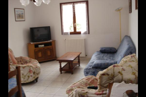 SALON T3 - Location de vacances - Banyuls-sur-Mer