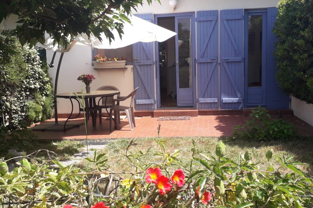 Terrasse - Location de vacances - Montescot