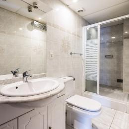 Une partie du panorama depuis le balcon - Location de vacances - Font-Romeu-Odeillo-Via