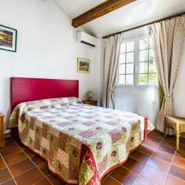 Chambre à coucher - Location de vacances - Céret