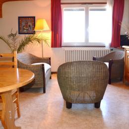 Chambre ouest n° 1 - Location de vacances - Font-Romeu-Odeillo-Via