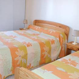 Chambre ouest n° 2 - Location de vacances - Font-Romeu-Odeillo-Via