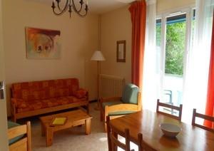 Côté séjour - Location de vacances - Font-Romeu-Odeillo-Via