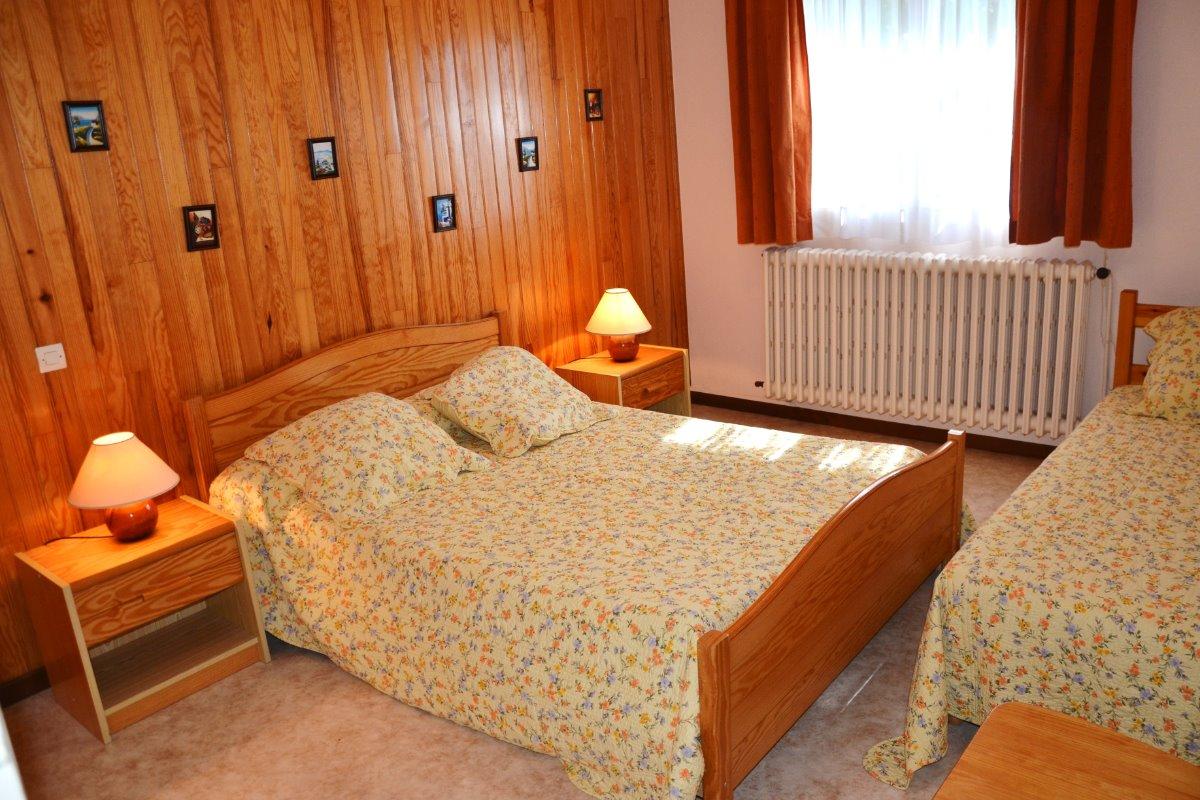 Chambre indépendantes n°1 - Location de vacances - Font-Romeu-Odeillo-Via