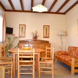 Chambre indépendante n° 2 - Location de vacances - Font-Romeu-Odeillo-Via