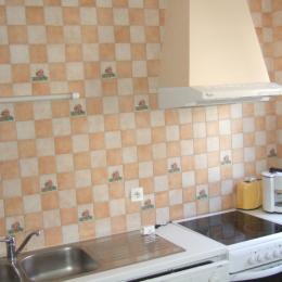 Salle de bains - Location de vacances - Font-Romeu-Odeillo-Via
