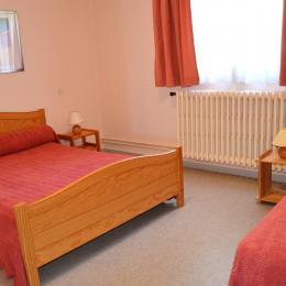 Jardin avec arrière de la résidence - Location de vacances - Font-Romeu-Odeillo-Via