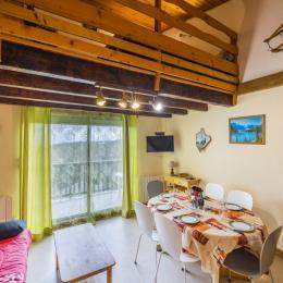 Acces etage - Location de vacances - Bolquère