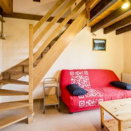 Mezzanine - Location de vacances - Bolquère