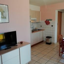coin cuisine - Location de vacances - Bolquère