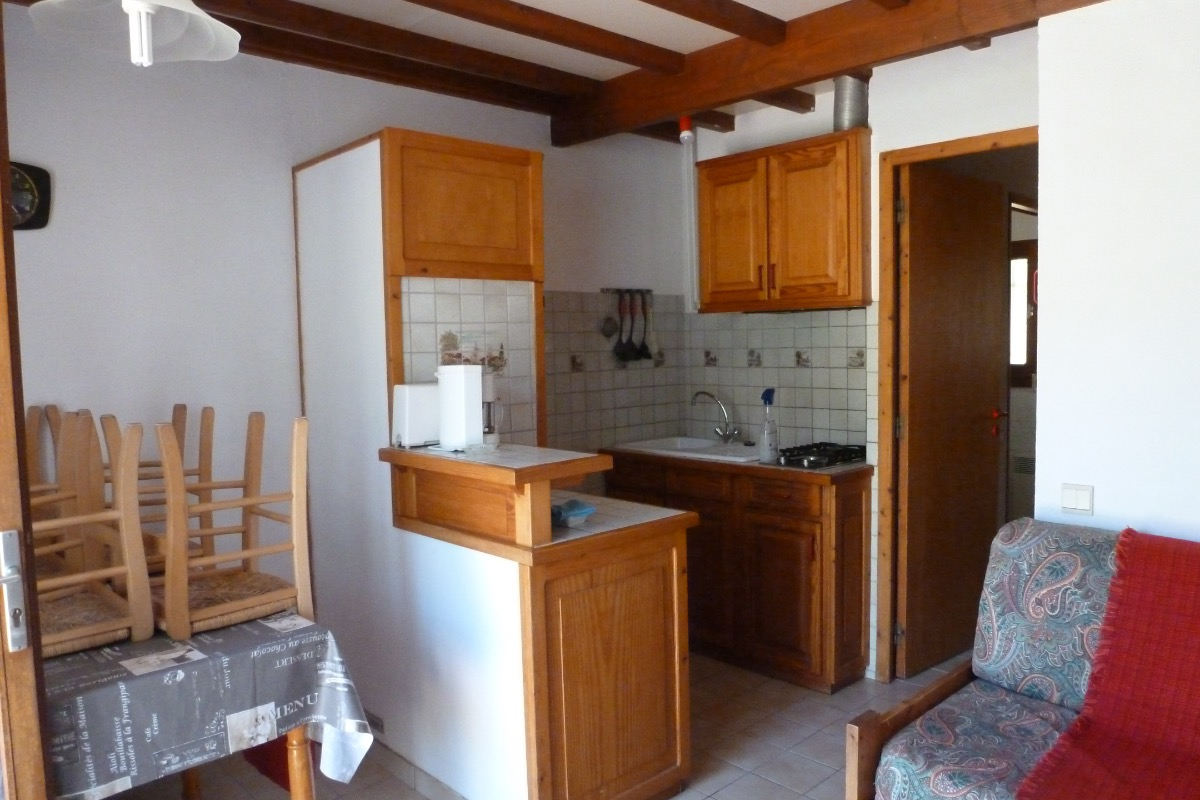 cuisine - Location de vacances - Reynès