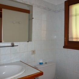 chambre avec lit en 140 - Location de vacances - Reynès