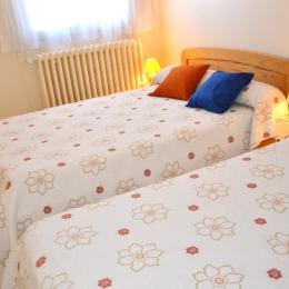 Chambre ouest - Location de vacances - Font-Romeu-Odeillo-Via