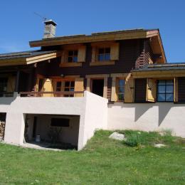 chalet restaure - Location de vacances - Font-Romeu-Odeillo-Via