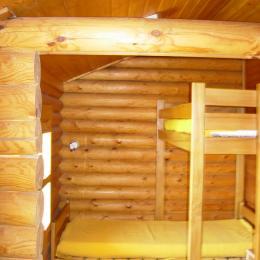 chambre mansardée et chambre aux lits superposés - Location de vacances - Font-Romeu-Odeillo-Via