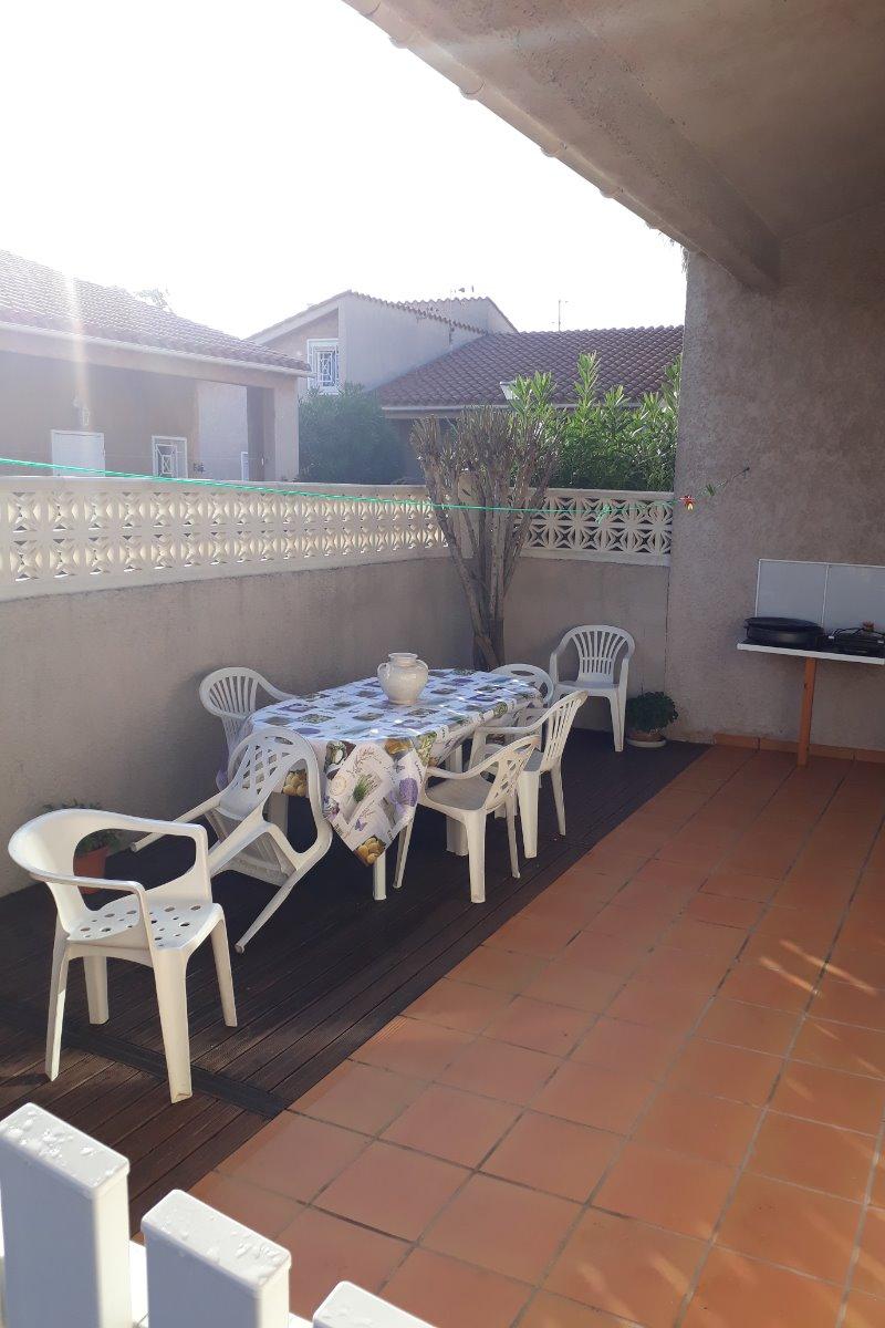 Terrasse - Location de vacances - Saint-Cyprien
