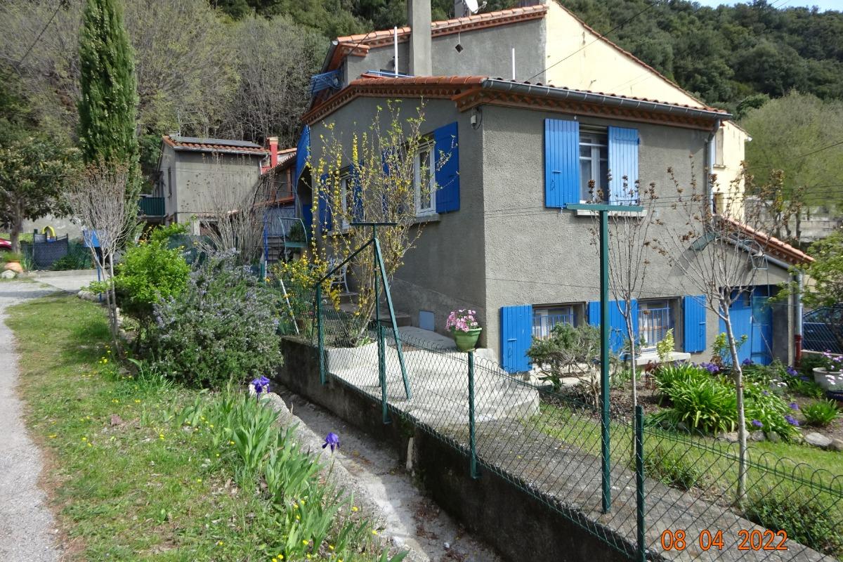 1 place de parking - Location de vacances - Amélie-les-Bains-Palalda