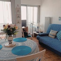 photo coté port depuis chambre - Location de vacances - Canet-en-Roussillon